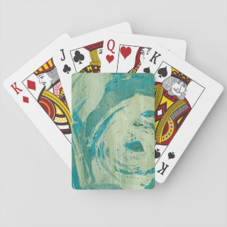 April Showers II Playing Cards