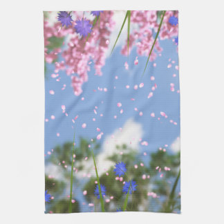 April Showers Towel