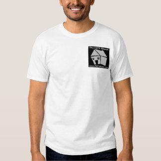Aprils FATTshack LOGO B&W Tee Shirts