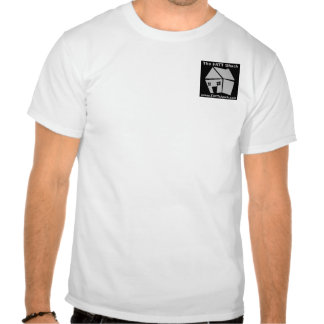 Aprils FATTshack LOGO B W Tshirts