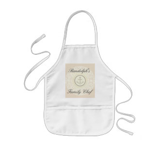 Apron_Family Chef_Anchor_Family-Name_Template_ Kids Apron