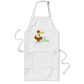 Apron- Funky Chicken Long Apron