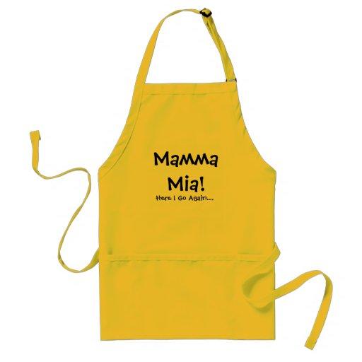 Apron - Mamma Mia!