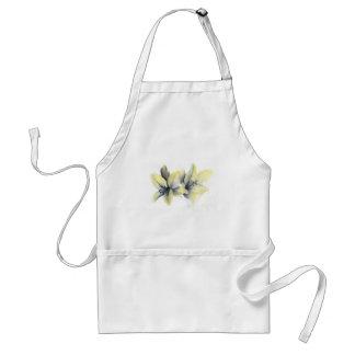 Apron Original Floral Pastel design