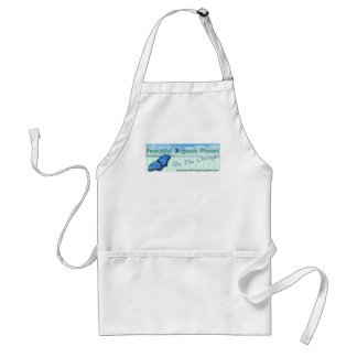 Apron - Peaceful Organic Planet