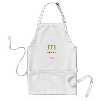 Apron perfect for making milk and cookeez
