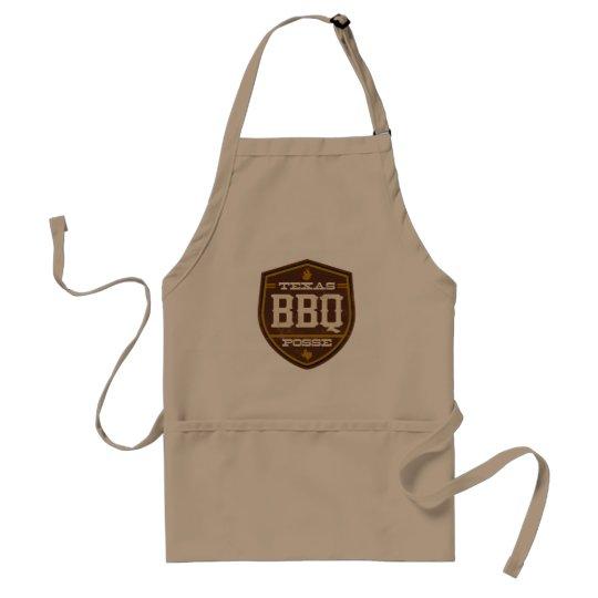 Apron - Texas BBQ Posse Logo