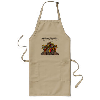 Apron - Thanksgiving Turkey Protest