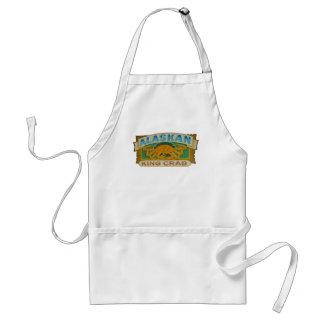 apron_white_kingcrab standard apron