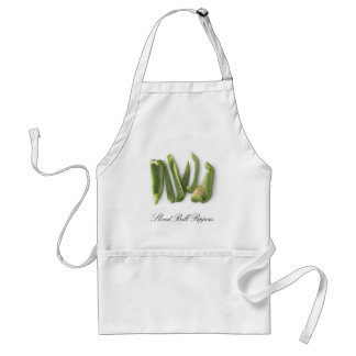 Apron with Bell Peppers