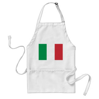 Apron with Flag of Italy