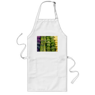 Apron with Fresh Produce