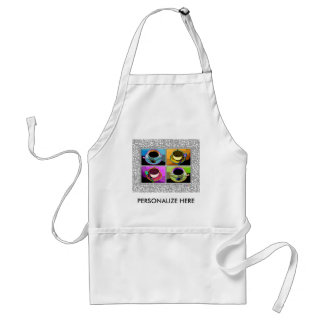 Aprons - Java Addictions Pop Art