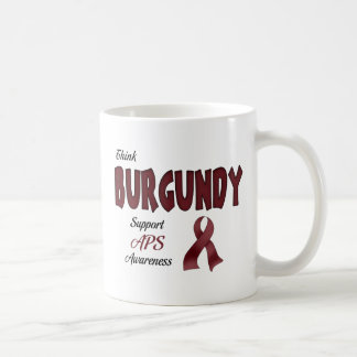 APS Awareness Items Basic White Mug