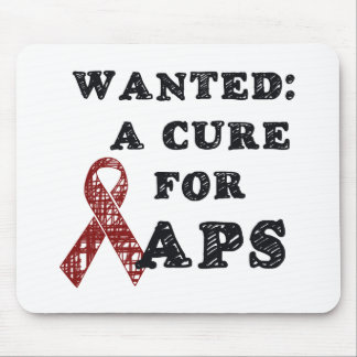 APS Awareness Items Mouse Pad