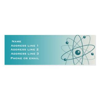 Aqua Atom Business Card