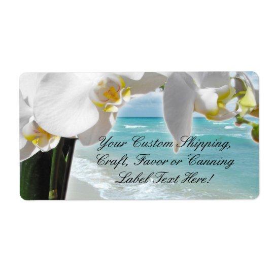 Aqua Beach Orchid