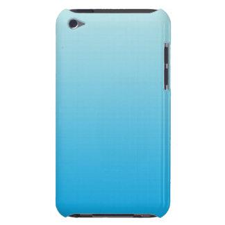 Aqua Blue Ombre iPod Case-Mate Cases