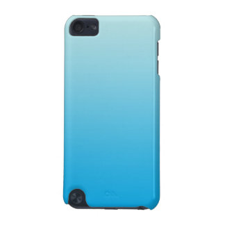 Aqua Blue Ombre iPod Touch 5G Cover