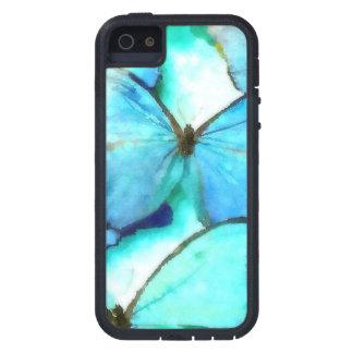 Aqua Butterflies iPhone 5 Cover