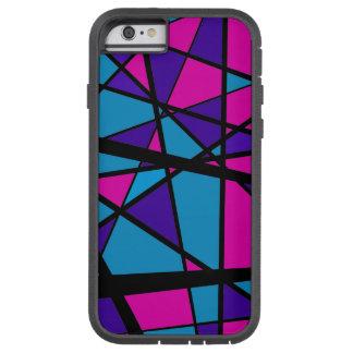 Aqua Colorway iPhone Case