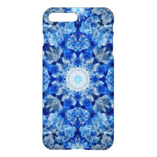 Aqua Crystal Mandala iPhone 7 Plus Case