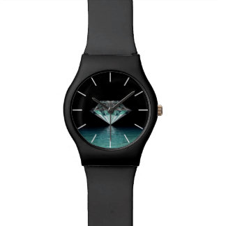 Aqua Diamond May28th Watch