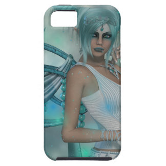 Aqua Fairy iPhone 5 Covers
