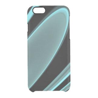 Aqua Float Clear iPhone 6/6S Case
