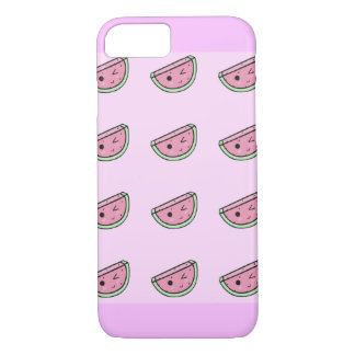 Aqua Melon Phone Case
