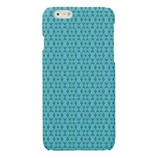 Aqua Pattern iPhone 6 Plus Case