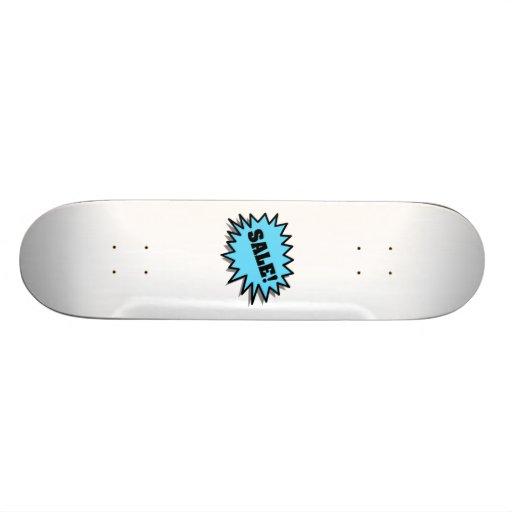 Aqua Sale Skate Decks