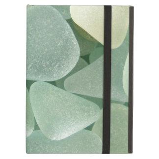 Aqua Sea Glass Cover For iPad Air