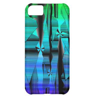 Aqua spectrum Phone Case