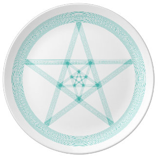 Aqua Star Plate