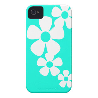 Aqua Tribute ('Barely There,' iPhone 4/4S) iPhone 4 Case-Mate Cases
