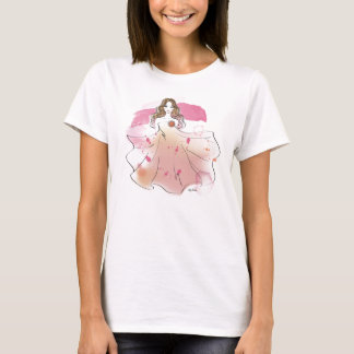 AquaBella Ladies T-shirt - Fairy1