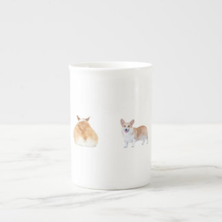 aquacorg: Bone Chine Mug