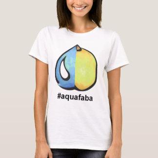 aquafaba hashtag T-Shirt