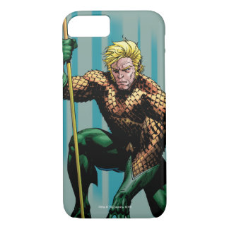 Aquaman Crouching 2 iPhone 8/7 Case