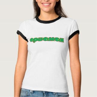 Aquaman Green Logo T-Shirt