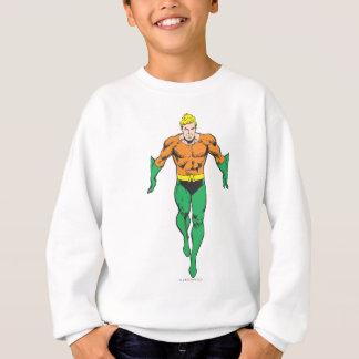 Aquaman Runs Sweatshirt