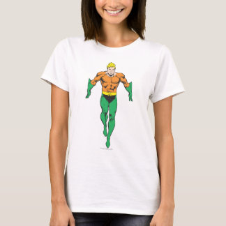 Aquaman Runs T-Shirt