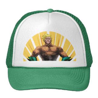 Aquaman Standing Cap