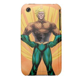 Aquaman Standing iPhone 3 Case-Mate Case