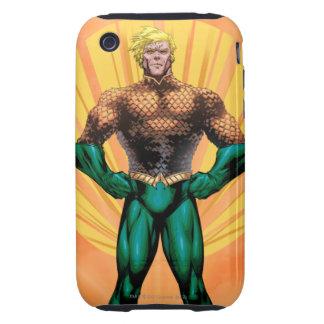 Aquaman Standing iPhone 3 Tough Cover