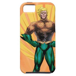 Aquaman Standing iPhone 5 Case