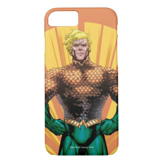 Aquaman Standing iPhone 8/7 Case