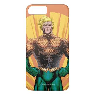 Aquaman Standing iPhone 8 Plus/7 Plus Case