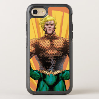 Aquaman Standing OtterBox Symmetry iPhone 8/7 Case